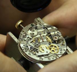 Relógio Reparação